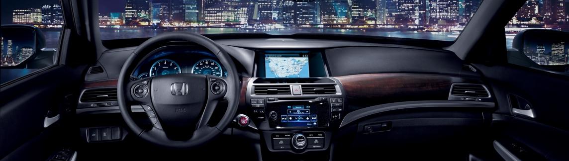 Amazing Honda Interior