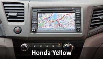 2006 honda civic si navigation system